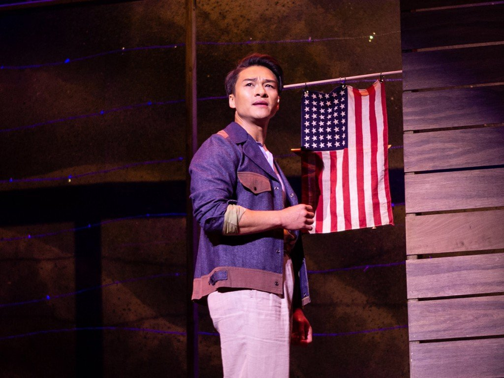 Allegiance Hawaii Ethan Le Phong Cover