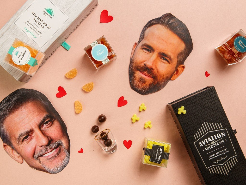 A Special Valentines Day Taste Test We Tried 8 Sugarfina Cocktail Gummies Cover