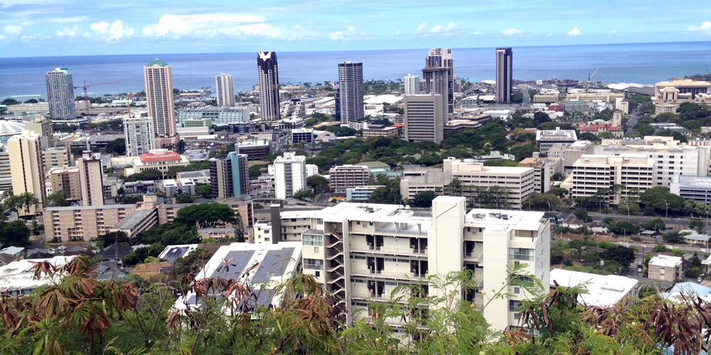 Honolulu Thumb