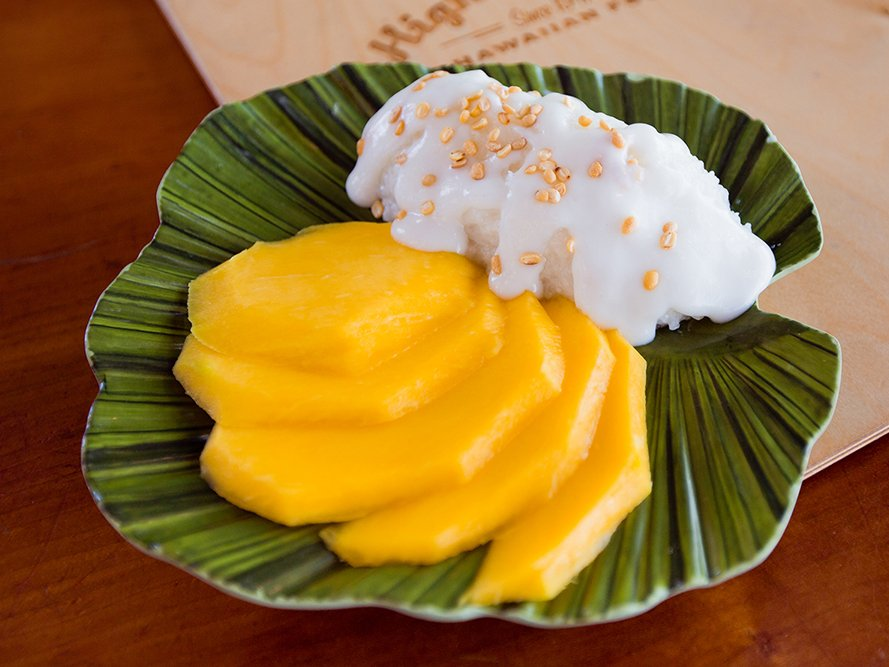 Highway Inn Tutu Kitchen Mango Sticky Rice Vicheinrut 13