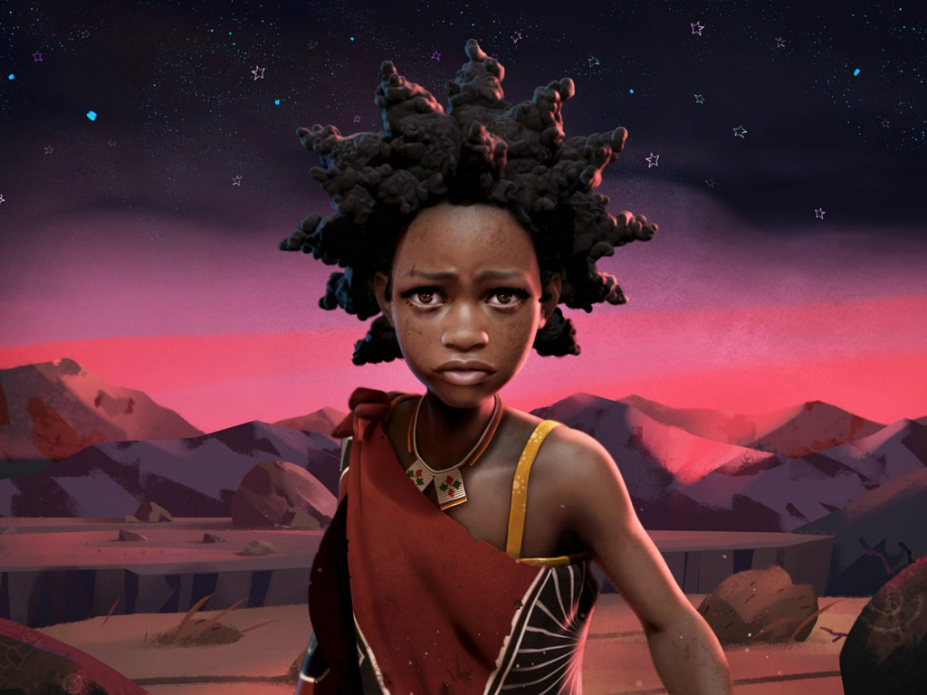 African American Film Festival Liyana