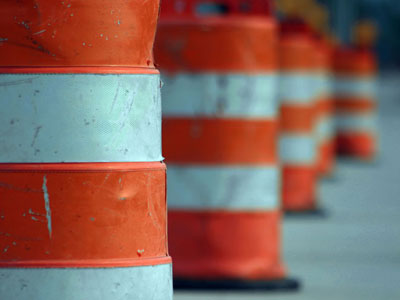 Teaser Road Traffic Cones Thinkstock