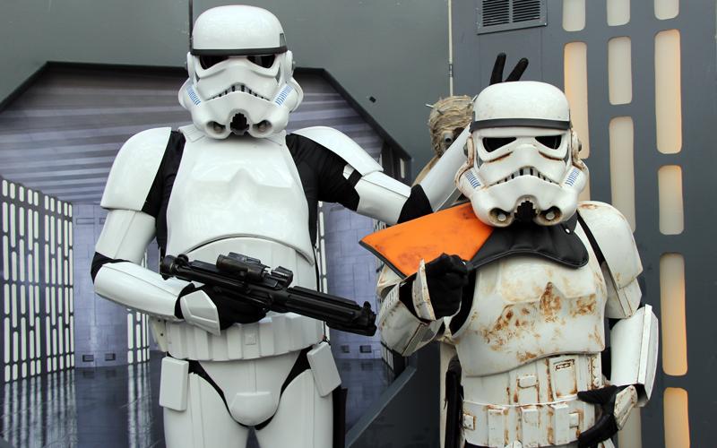 Halloween Costumes Stormtroopers