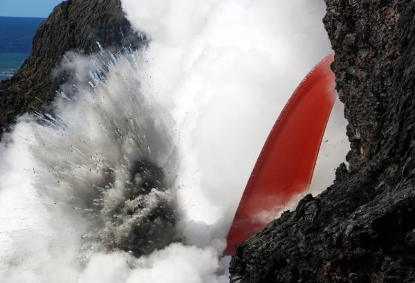 Splash Lava Flow