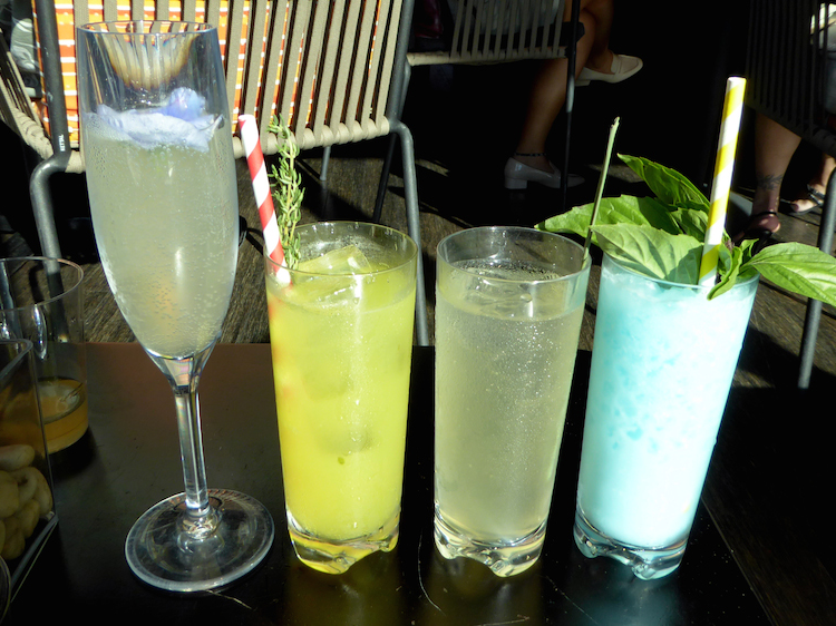 Cocktails Splash