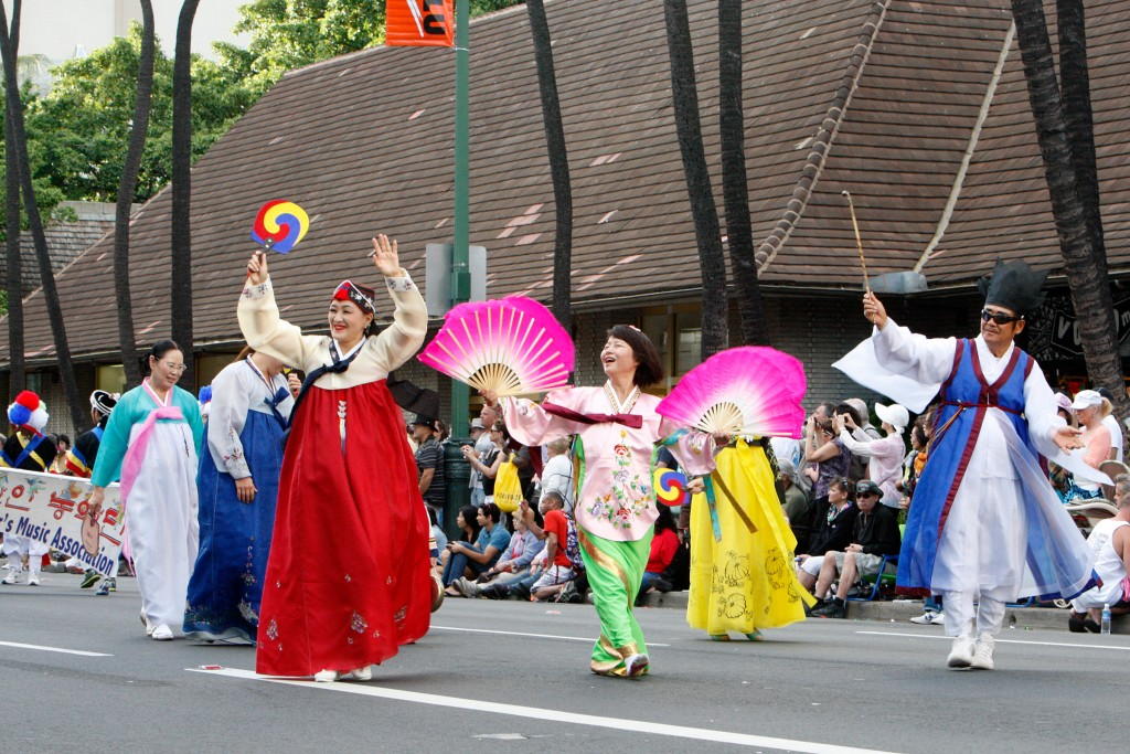 Honolulu Festival Parade 2018 2