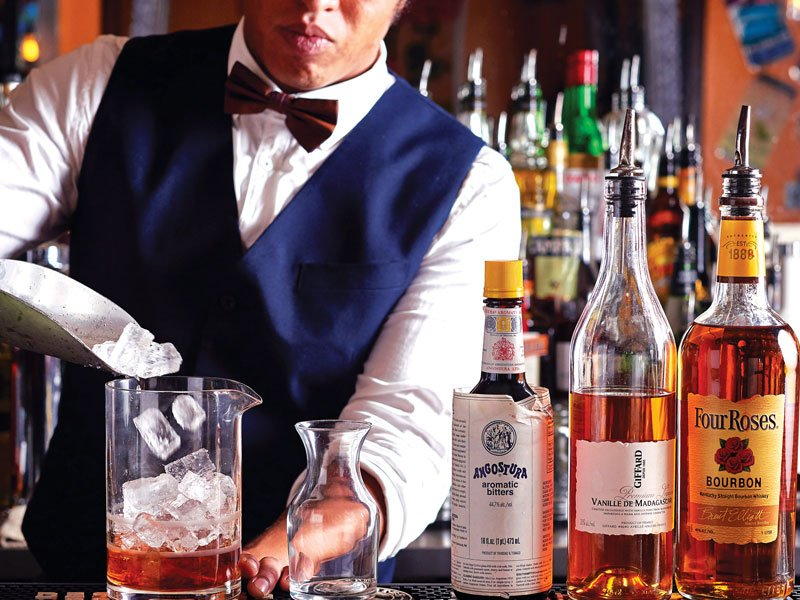 Raising The Bar Bartender