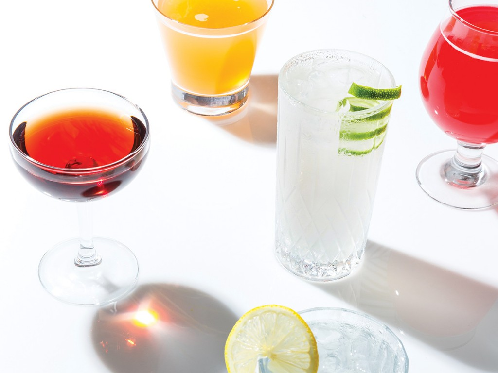 5 Low Alcohol Cocktails To Get You Through A Post Holiday Season Detox Cover