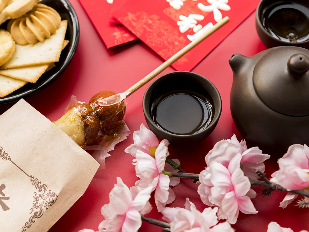 Chinese New Year Lunar New Year Foods In Hawaii