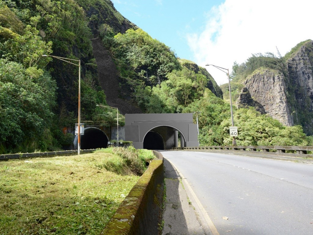 Pali Highway Update August 2019 Rev Rock Shed Cover
