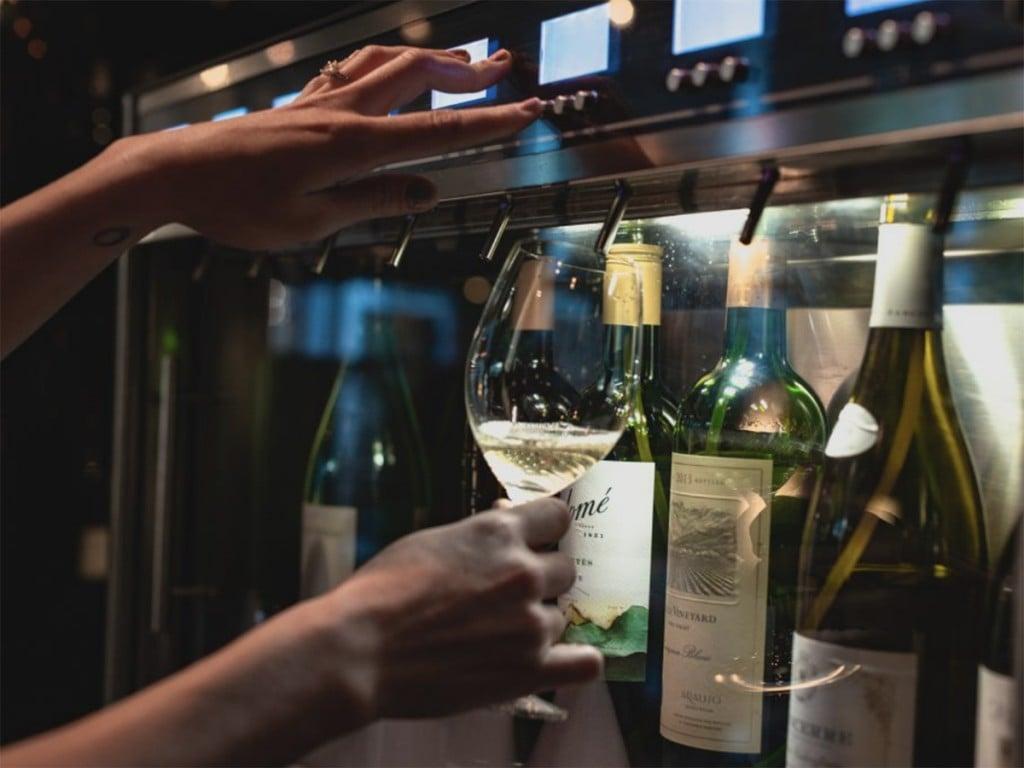 Amuse Wine Bar Honolulu Hale Aina Awards Self Serve Taps Cover