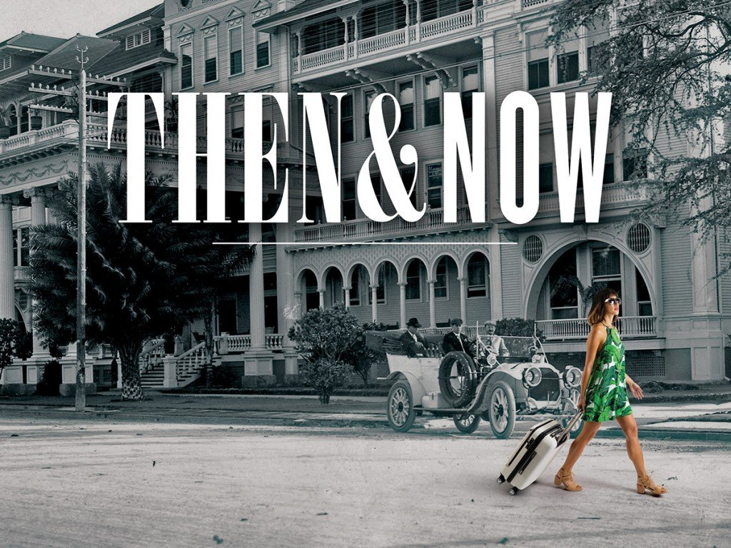 Then And Now History Honolulu Old Waikiki Cover
