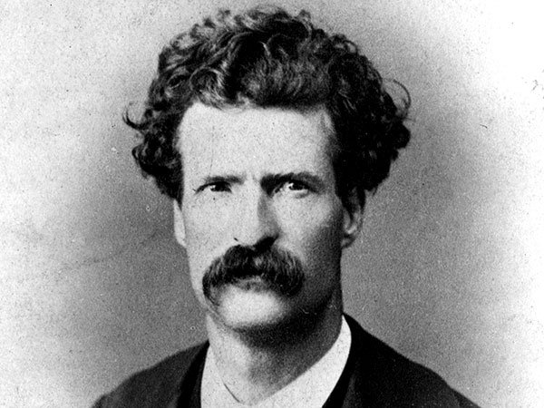 Mark Twain Splash