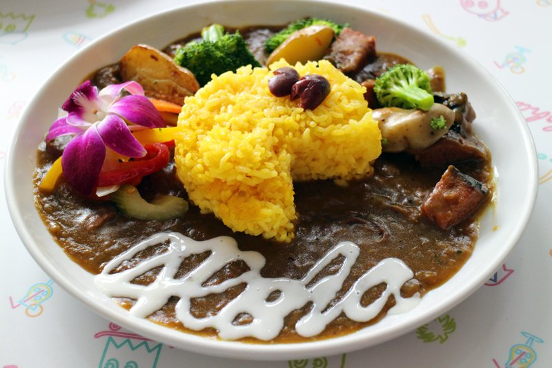 Pac Store Hawaii Beef Curry Photo By Diane Lee