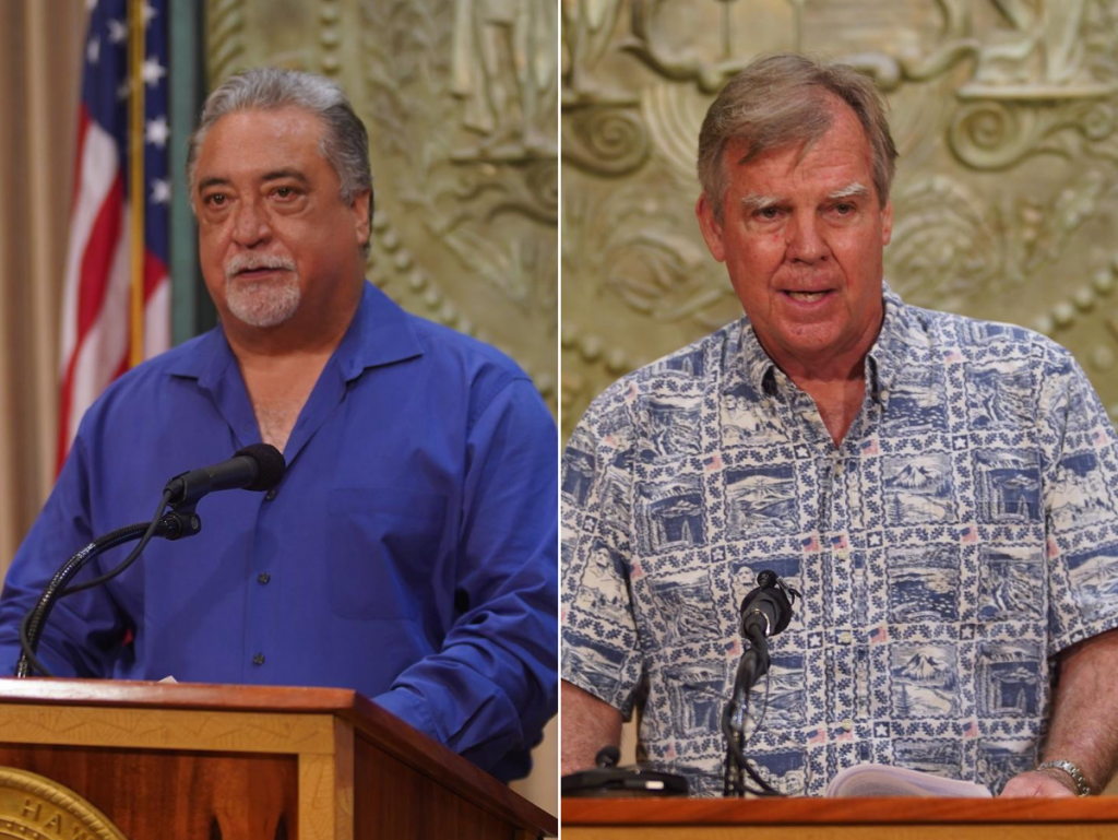 Hawaiis State Health And Prison Chiefs Both Stepping Down On States Deadliest Day For The Virus