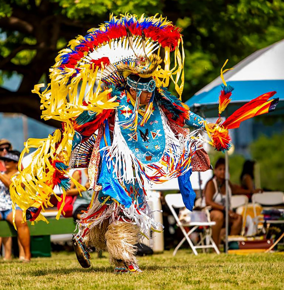 Honolulu Intertribal Powwow