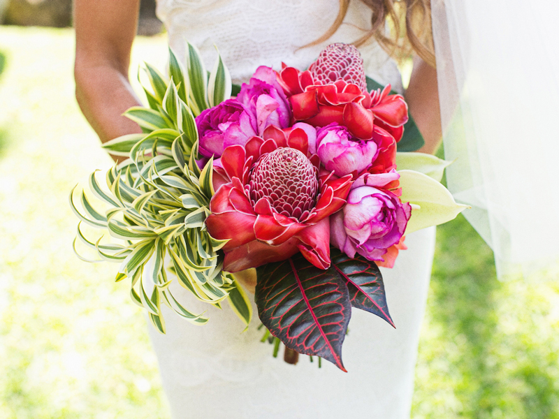 Wedding Flowers Torch Ginger Prima Photographic
