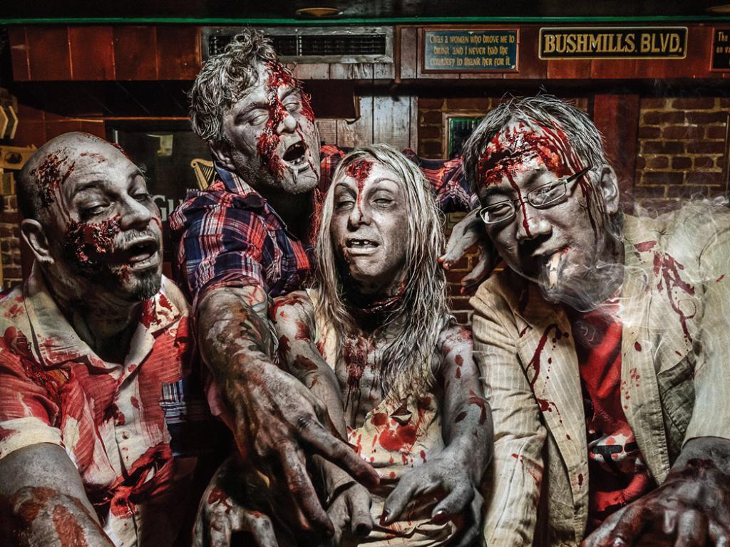 Splash Zombies