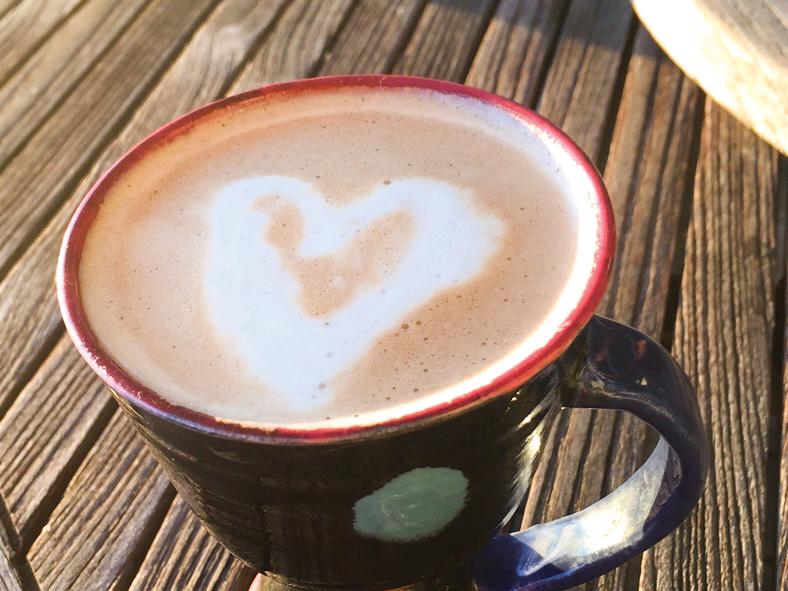 Splash Coffeeheart