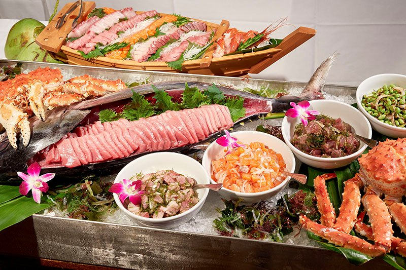 The Buffet At Hyatt Mothers Day 2018