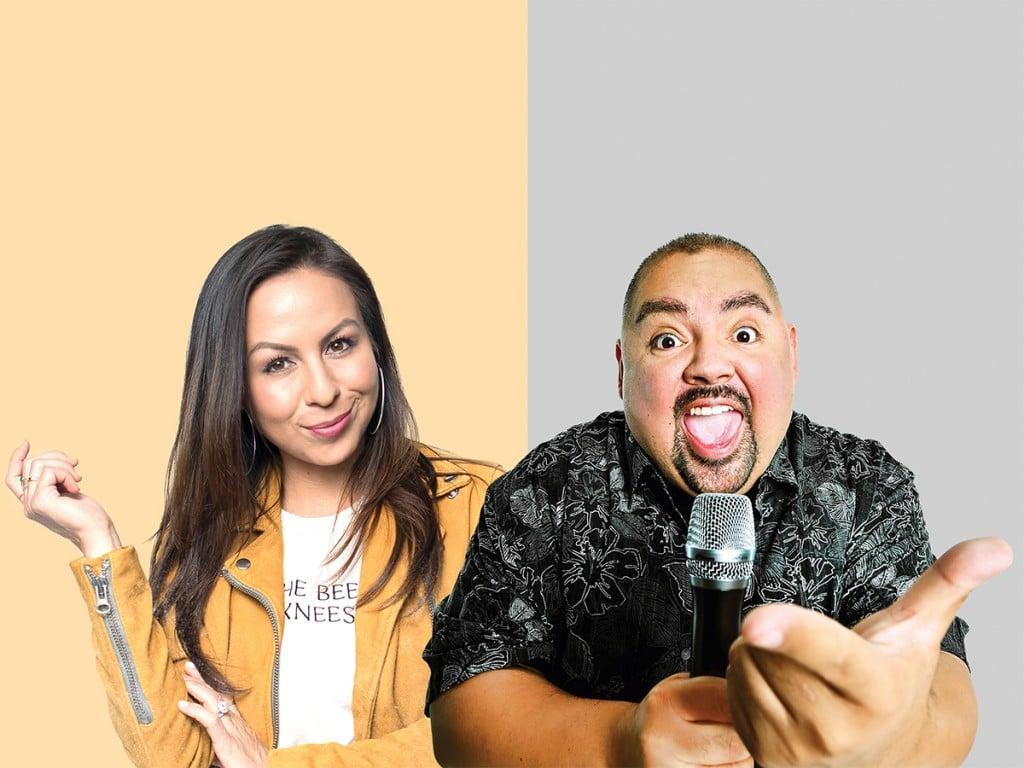 Comedians Headshots Iglesias Johnson