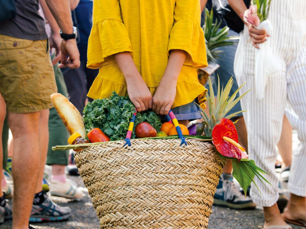Kcc Farmers Market Honolulu Cover