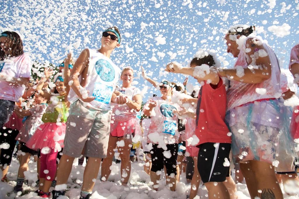 2019 Bubble Run Honolulu