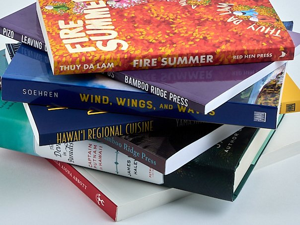 7 Local Hawaii Books To Solve Your Gift Giving Gap This Holiday Cover