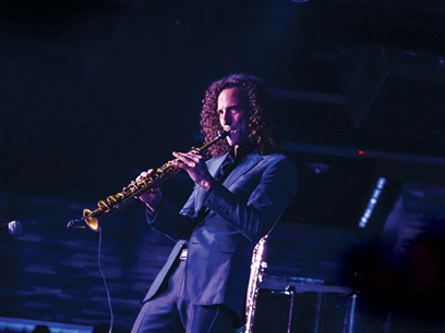 Blue Note Hawaii Kenny G Preview