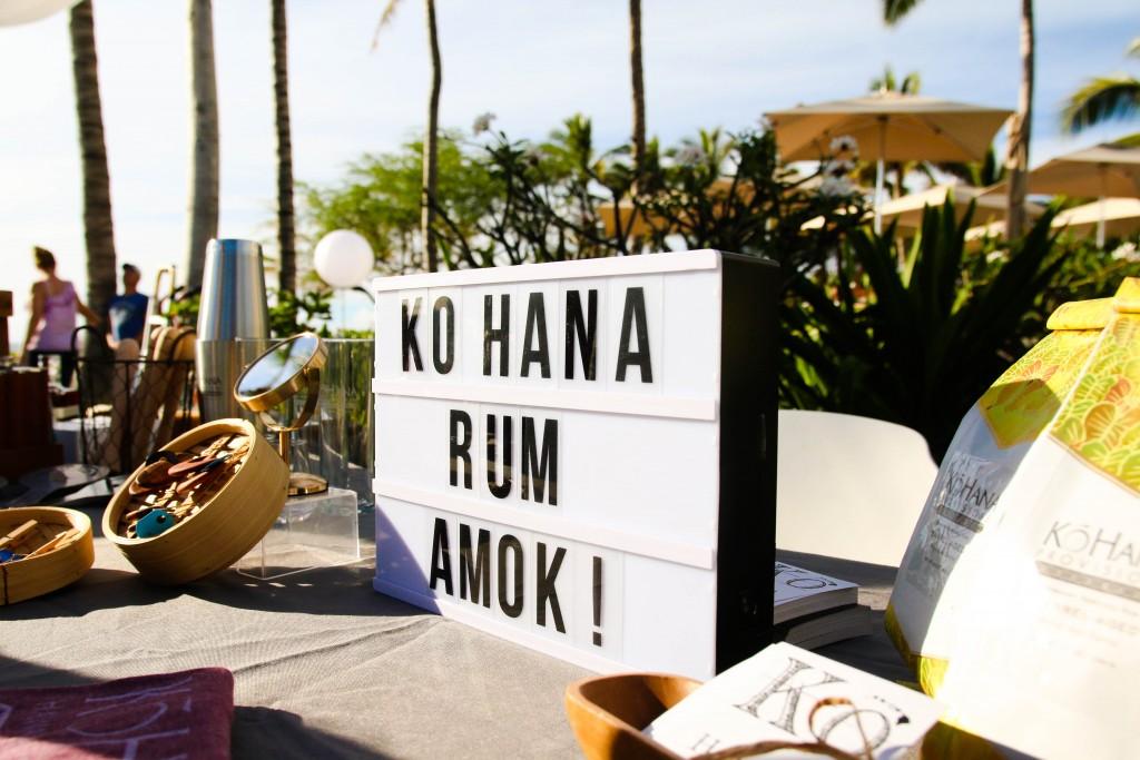 Four Seasons Ko Olina Moonlight Market Free