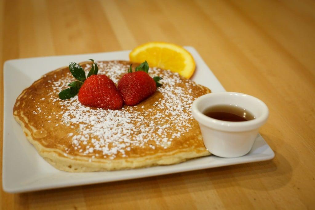 Cafe Kaila Pancakes