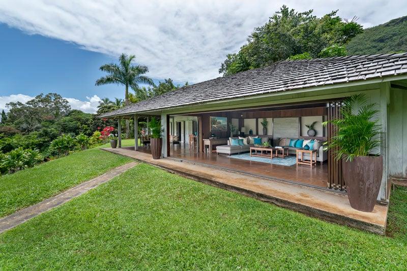 Real Estate Hakipuu View