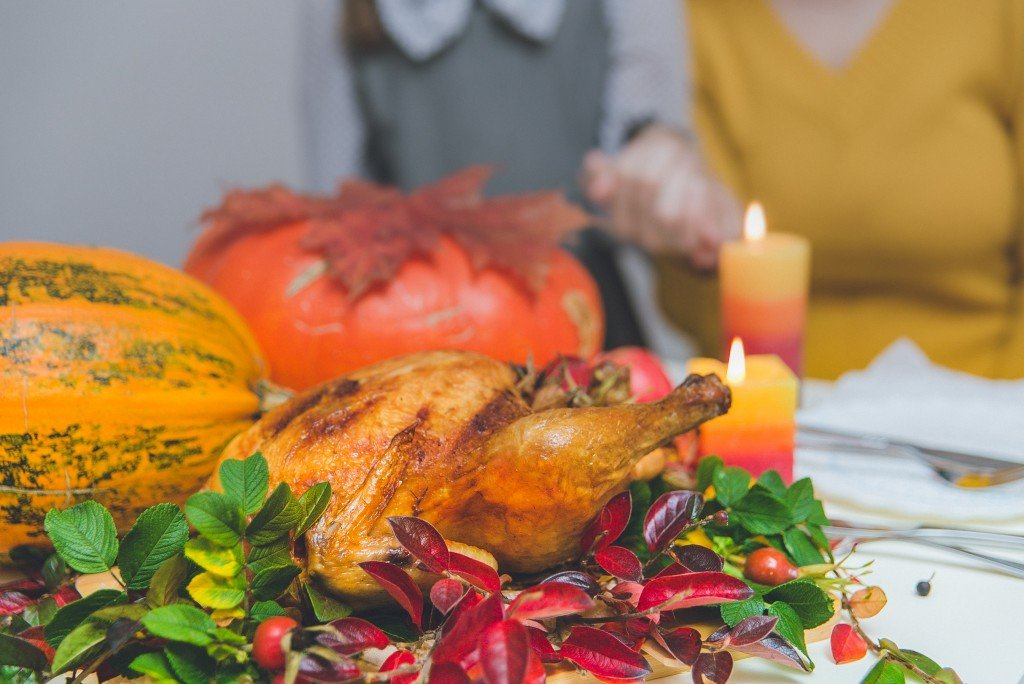 Thanksgiving Turkey Royal Hawaiian