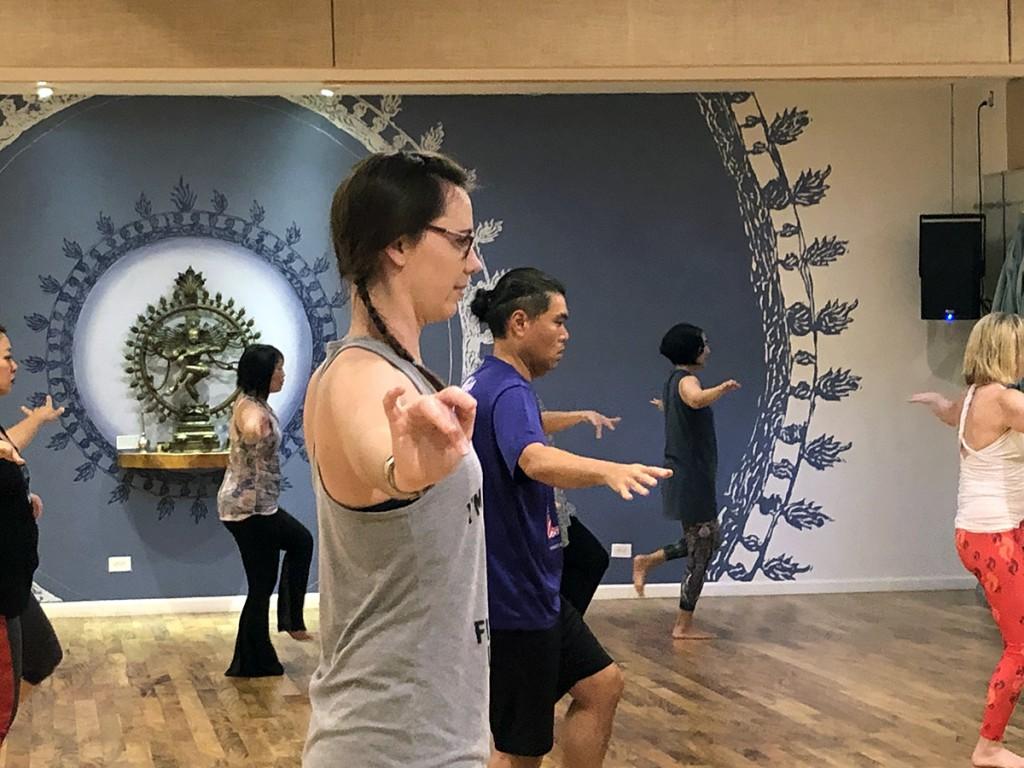 Honolulu Fitness Blog Nia Movement Katrina