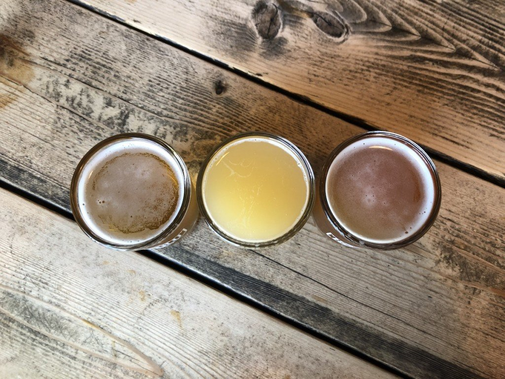 Honolulu Beerworks Flight Of Beer Cover