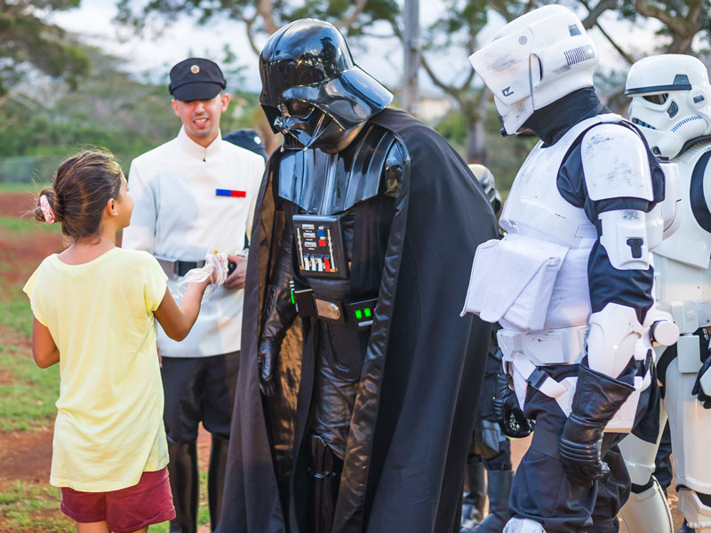 Field Notes Dark Side Darth Vader Storm Troopers