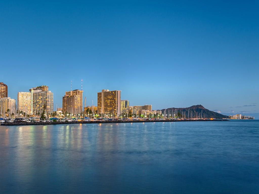 Honolulu Makes Top 10 Best Cities