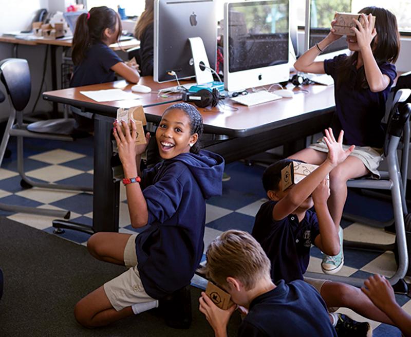 Reimagining Schools Island Pacific Academy