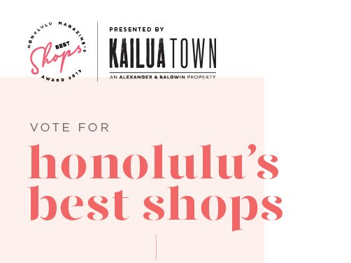 Honolulus Best Shops 2019 Preview