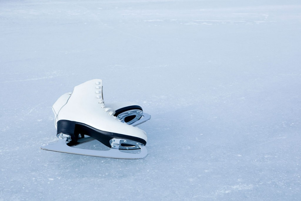 Ice Skates Hawaii Convention Center Getty