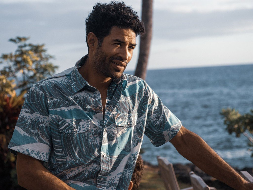 Buy These Aloha Inspired Shirts From Western Aloha For The Paniolo In Your Life Menswear