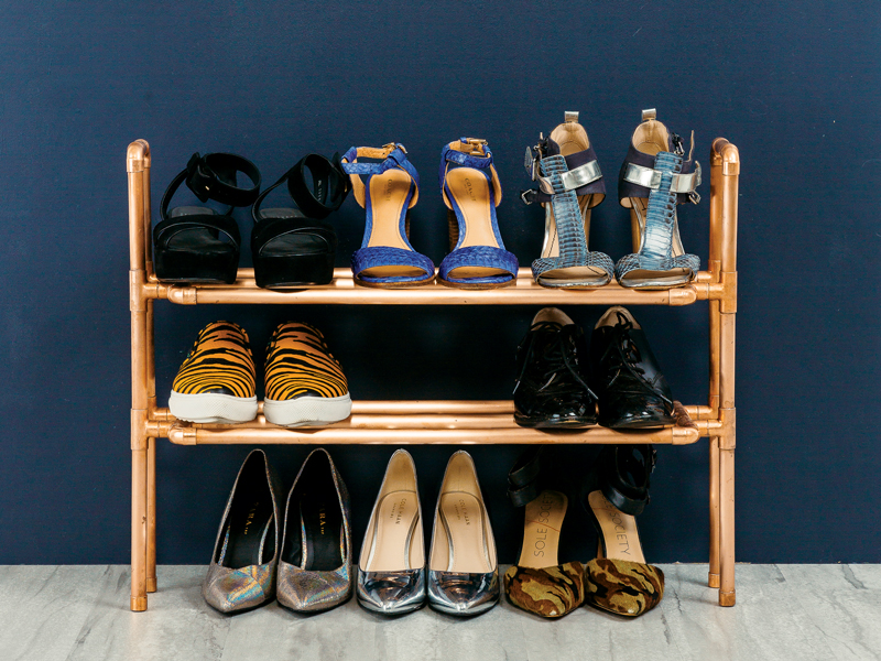 Diy Shoe Rack Shoes