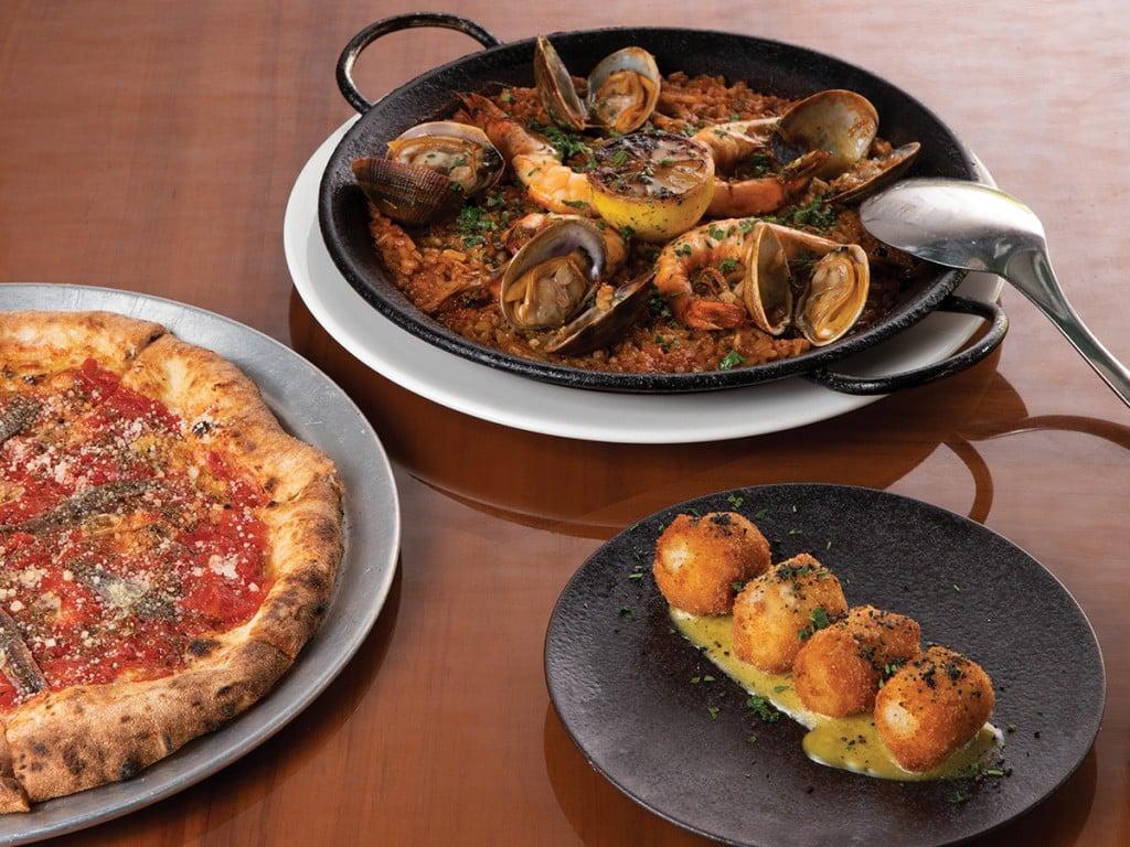 Rigo Pizza Paella Croquetas Cover