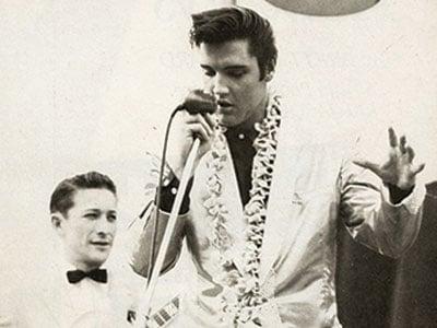 Elvis Splash