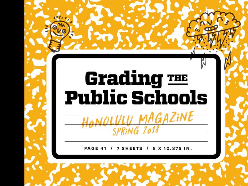 Grading The Public Schools Spring 2018