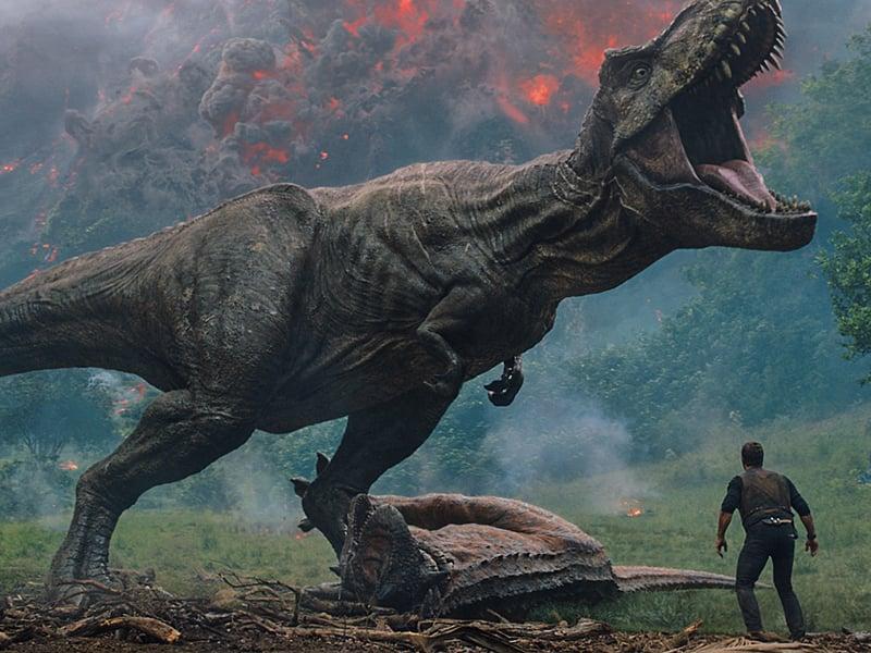 Jurassic World Opener