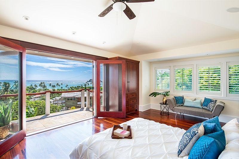 Staging Home Bedroom Window