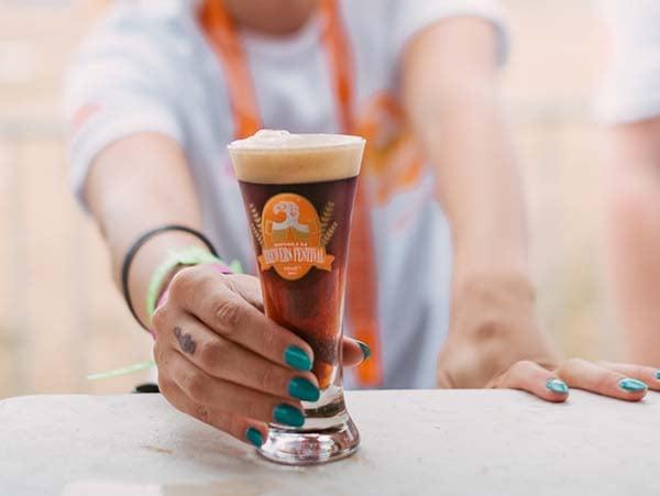 Honolulu Brewers Festival Splash