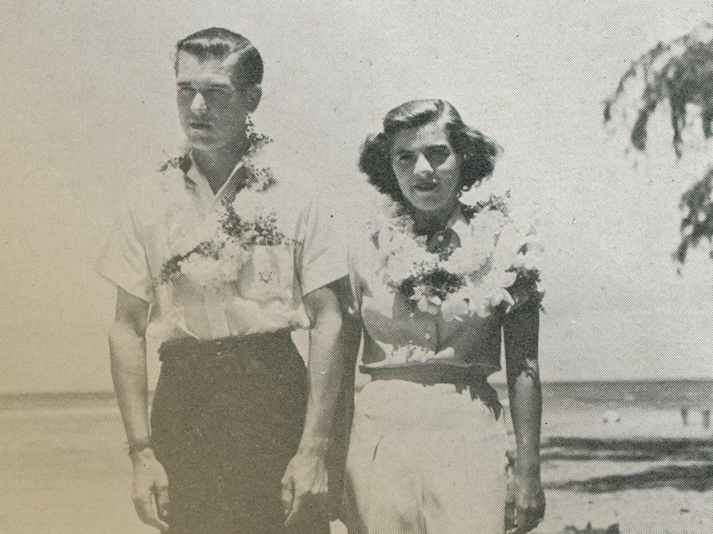 Vanderbilts In Hawaii In 1937 Cover
