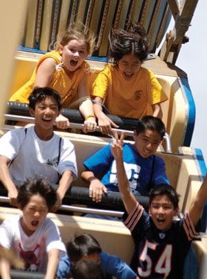 01ride Rollercoaster